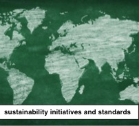 Sustainability Initiatives and Standards