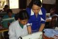 Cambodge travail textile femmes
