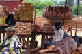Bénin Afrique marché femmes