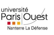 Logo Université Paris Ouest Nanterre La Défense