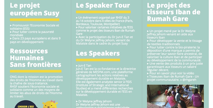 Programme SpeakerTourWeb